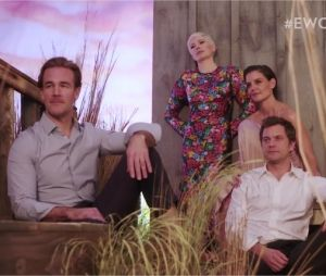Dawson : les acteurs réunis pour les 20 ans de la série culte