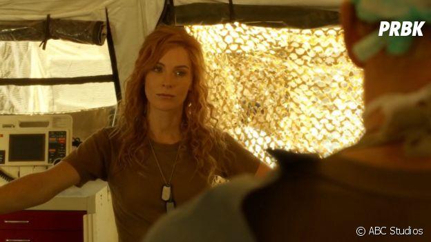 Grey's Anatomy saison 13 : Bridget Regan dans le rôle de Megan