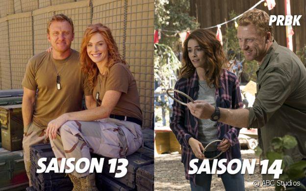 Grey's Anatomy : Megan a bien changé entre les saisons 13 et 14