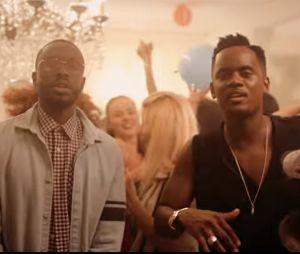 """Clip """"Tout se passe après minuit"""" : Black M et Dadju  en pleine fiesta avec leurs copines"""