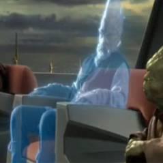 Secret Story 4 ... La voix parodiée dans Star Wars