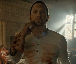 """Clip """"Framed"""" : Eminem dans la peau d'un psychopathe sanglant et flippant"""