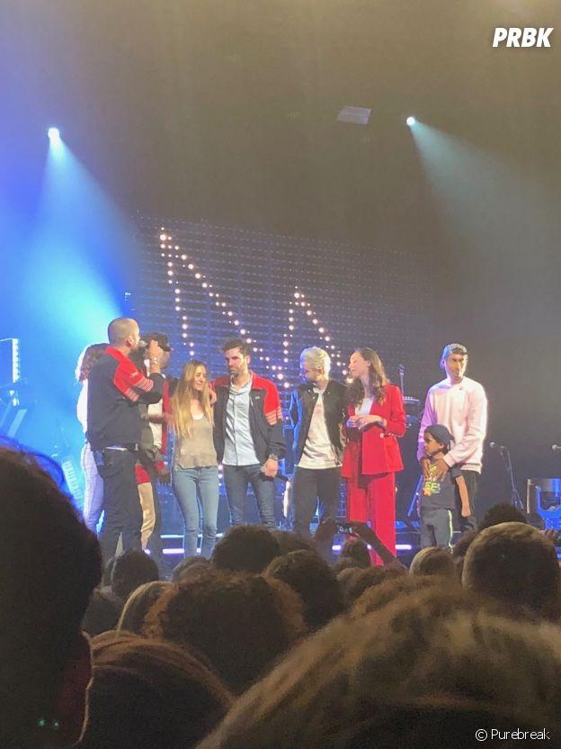 Synapson invite sur scène ses featurings comme Holly Martin, Anna Kova, Tessa B ou encore L Marshall