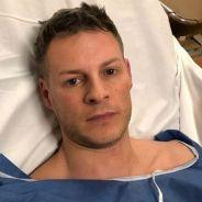 """Matthieu Delormeau à l'hôpital après un accident de scooter : """"Je suis un miraculé"""""""