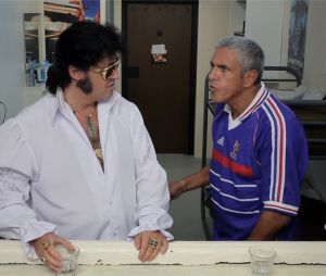 Samy Naceri dans Prison 2 mec