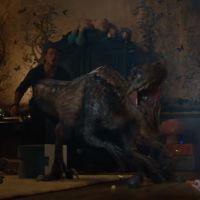 Jurassic World 2 : Chris Pratt et les dinosaures contre-attaquent dans une bande-annonce épique