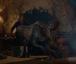 Jurassic World 2 : Chris Pratt et les dinosaures contre-attaquent dans la bande-annonce