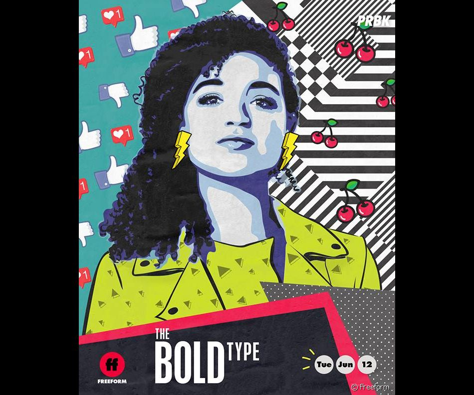 The Bold Type saison 2 : le poster avec Aisha Dee