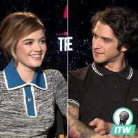 Pretty Little Liars et Teen Wolf bientôt de retour ? Lucy Hale et Tyler Posey nous répondent