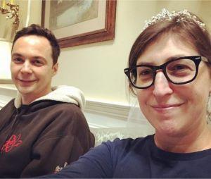 The Big Bang Theory saison 11 : le mariage de Sheldon et Amy ? Un tournage compliqué à vivre pourMayim Bialik