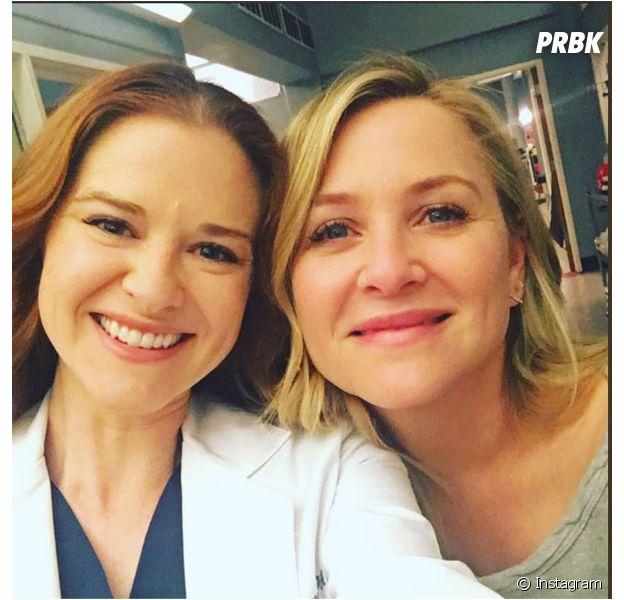 Grey's Anatomy saison 14 : April et Arizona tuées dans le final ? Ellen Pompeo se confie