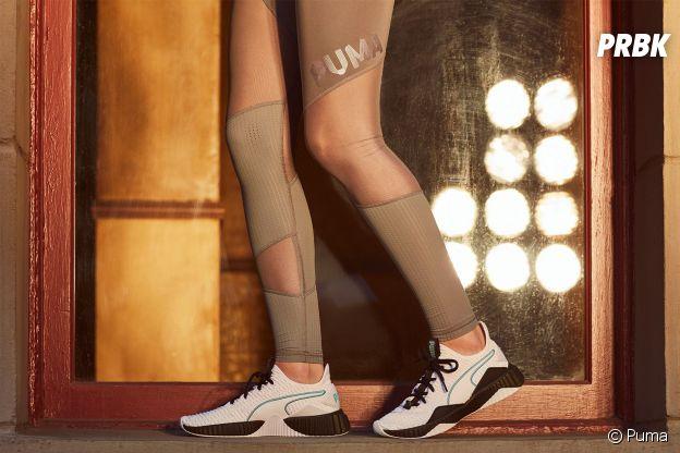 Selena Gomez égérie Puma : découvrez sa nouvelle campagne pour les sneakers Defy !