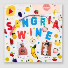 """""""Sangria Wine"""" : Pharrell Williams et Camila Cabello dévoilent leur duo latino et caliente !"""