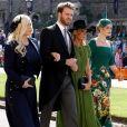 La famille Spencer (de feu Lady Diana) au mariage de Meghan Markle et du Prince Harry.