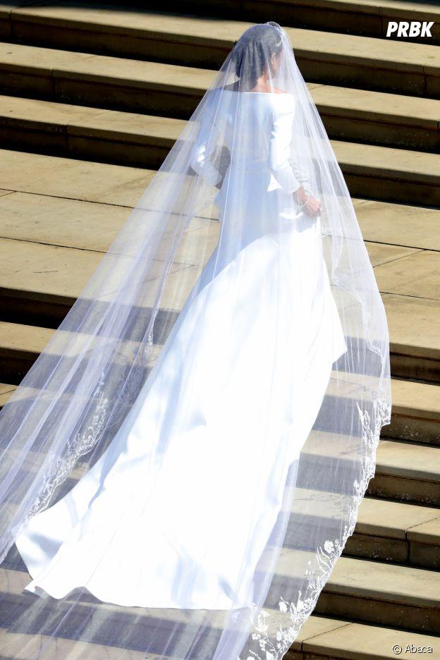 Mariage de Meghan Markle et du Prince Harry : une robe de mariée éblouissante et une cérémonie émouvante !