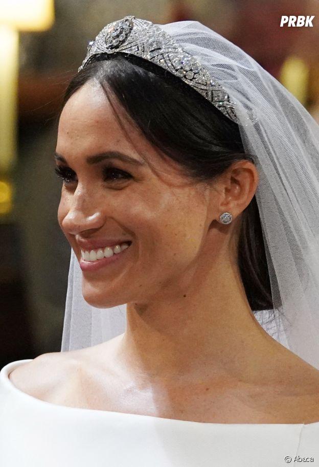 Mariage De Meghan Markle Et Du Prince Harry Une Robe De