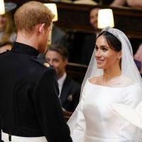 Mariage de Meghan Markle et du Prince Harry : une robe de mariée éblouissante