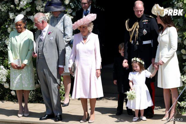 Kate Middleton au mariage de Meghan Markle et du Prince Harry.