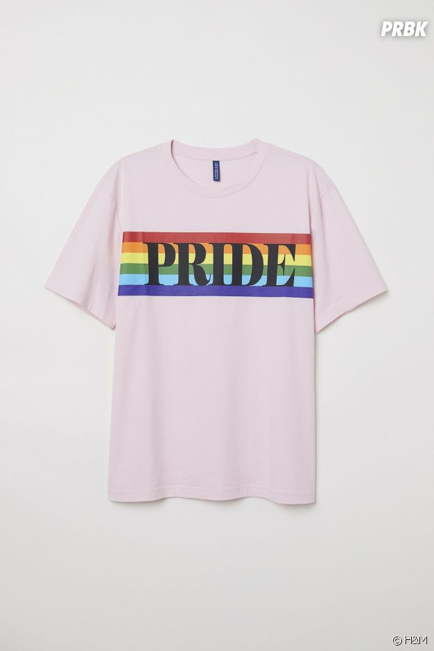 """H&M lance sa collection """"Love For All"""" (en soutien de la communauté LGBTI) pour le mois de la fierté !"""