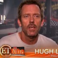 Dr House saison 7 ... Hugh Laurie en interview ... Attention spoiler