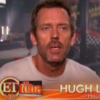 Dr House saison 7 ... Hugh Laurie en interview ... Attention spoiler