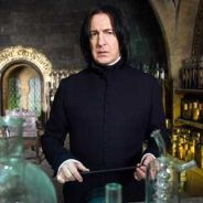 "Harry Potter : Alan Rickman (Rogue) ""frustré"" et pas fan de son personnage"