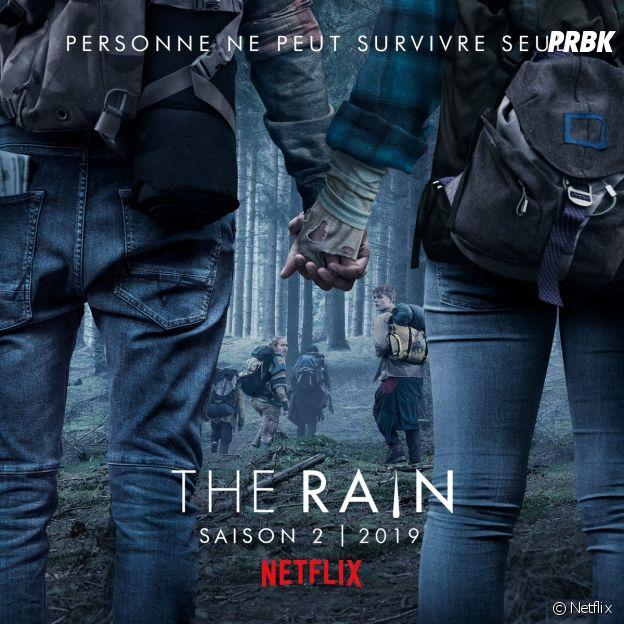 The Rain saison 2 : un premier poster