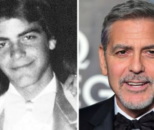 George Clooney : son avant/après impressionnant
