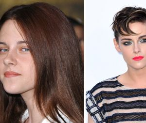 Kristen Stewart : son avant/après impressionnant