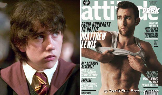 Matthew Lewis : son avant/après impressionnant