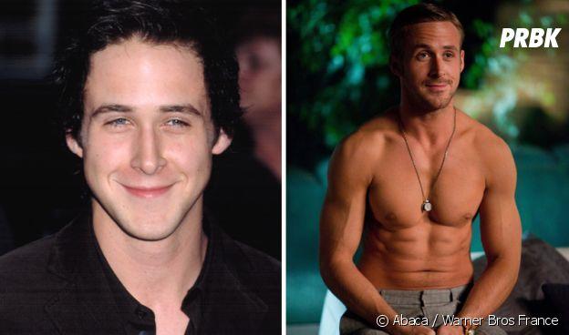 Ryan Gosling : son avant/après impressionnant