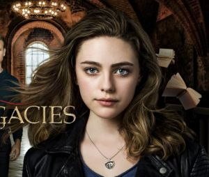 La première affiche de Legacies, le spin-off de The Originals
