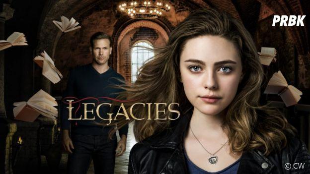 La première affiche de Legacies, le spin-off de The Originals