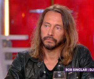 Bob Sinclar se confie sur la mort d'Avicii dans C à vous sur France 5