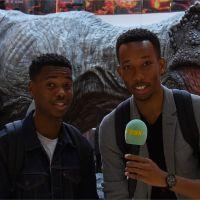 Jurassic World 2 : T-Rex géant, immersion VR et musée vivant, les influenceurs fêtent les dinosaures