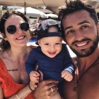 Julia Flabat et Eddy en vacances avec leur fils : grosse frayeur pour la petite famille