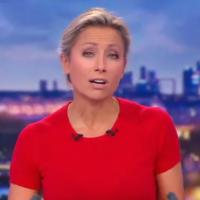 Coupe du monde 2018 : la petite phrase de Lapix au JT agace les fans de foot, elle quitte Twitter