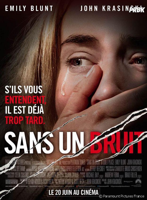 L'affiche de Sans Un Bruit.