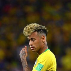 Neymar : sa nouvelle coupe de cheveux improbable moquée sur Internet