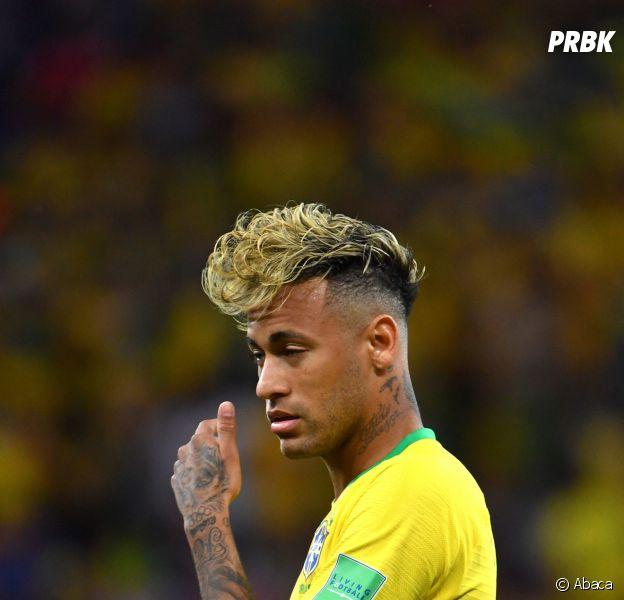 Neymar Sa Nouvelle Coupe De Cheveux Improbable Moquee Sur Internet