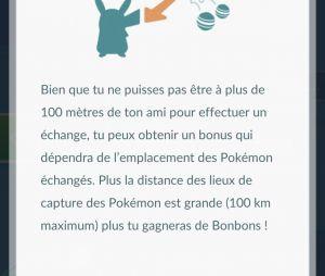 Pokémon GO : les échanges et les amis débarquent enfin