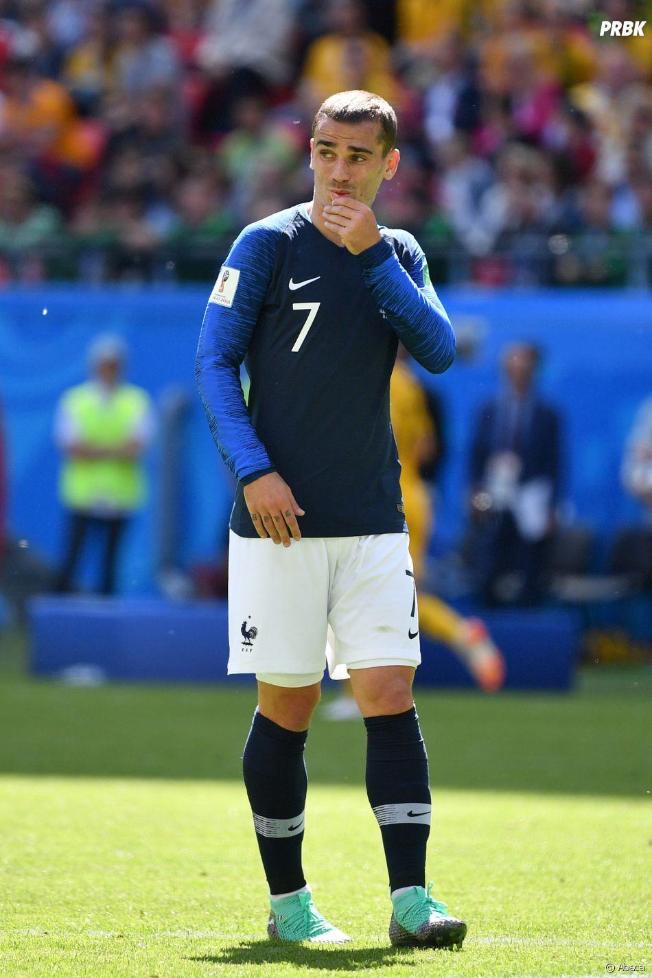 Antoine Griezmann : pourquoi joue-t-il en manches longues ?