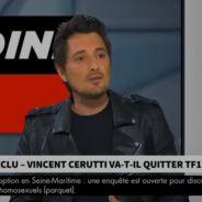 Vincent Cerutti quitte TF1... et décline poliment TPMP