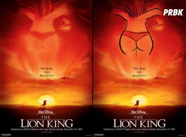 La Reine des Neiges, Le Roi Lion, Hercules... les références sexuelles cachées dans les films