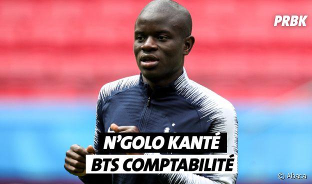 N'Golo Kanté a un BTS Comptabilité