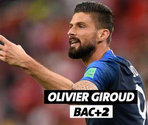 Olivier Giroud a un Bac+2