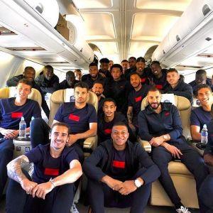 Kylian Mbappé, Olivier Giroud, Antoine Griezmann... quels Bleus ont le Bac ?