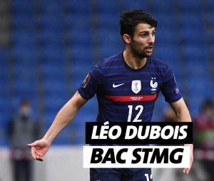 Léo Dubois a un Bac STMG