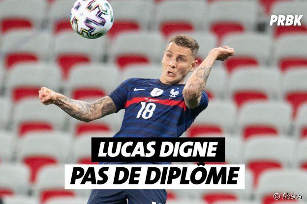 Lucas Digne n'a pas de diplôme
