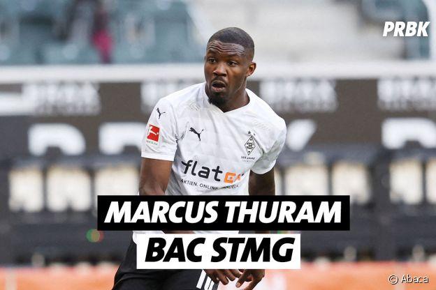 Marcus Thuram a un bac STMG